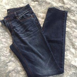 White House Black Market slim jeans size 2S